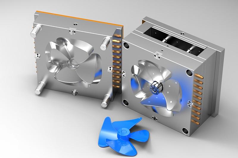 تزریق پلاستیک در قالبسازی