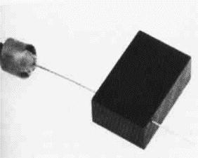 سوزن از جنس نیترید سیلیکون برای سوراخهای کوچک