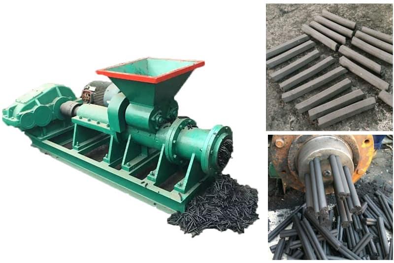 زغال فشرده چینی و فرآیند تولید آن